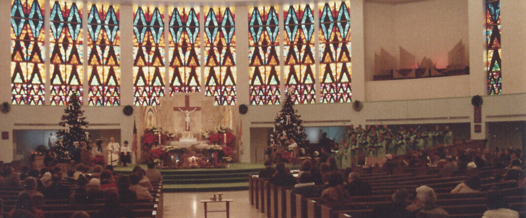 St thomas more christmas mass